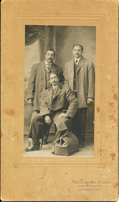 Photograph by the Columbia Studio, c. 1895