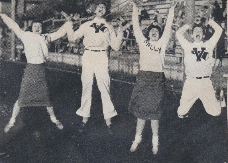 Rally Squad, 1947-48