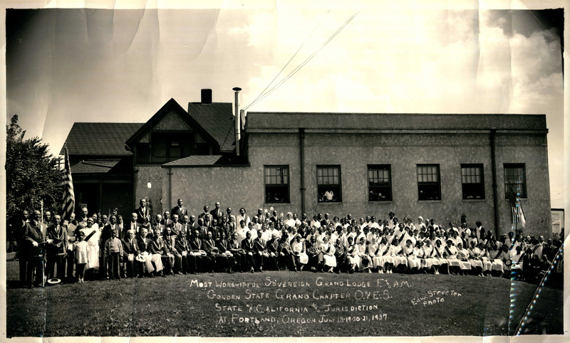 Masons group photograph