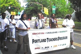 Deborah Cochrane - Portland Teachers Program