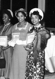 Willie Mae Urban League 1960