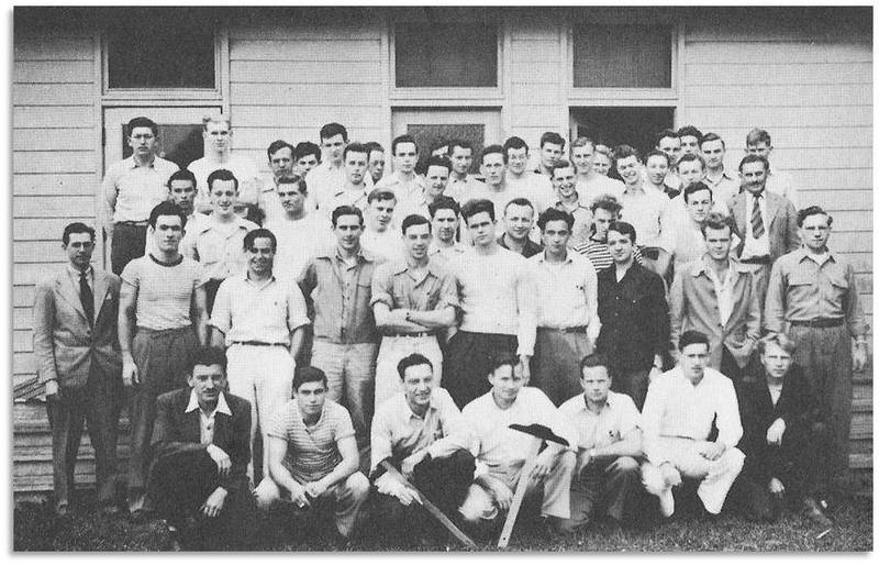 Vanport Engineers' Club, 1946-47