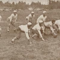 Vanport Football Team, 1947