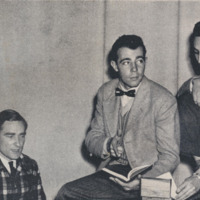 Vanport debate team, 1947-48