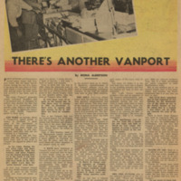 """""""There's Another Vanport"""""""