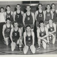 Vanport Basketball, circa 1948