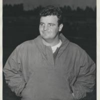 Vikings coach Joe Holland in 1947