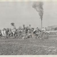 "The 1947 ""Mud Bowl"""
