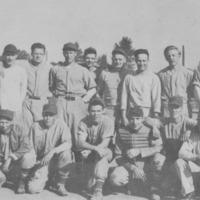 Viking baseball team in 1946-47
